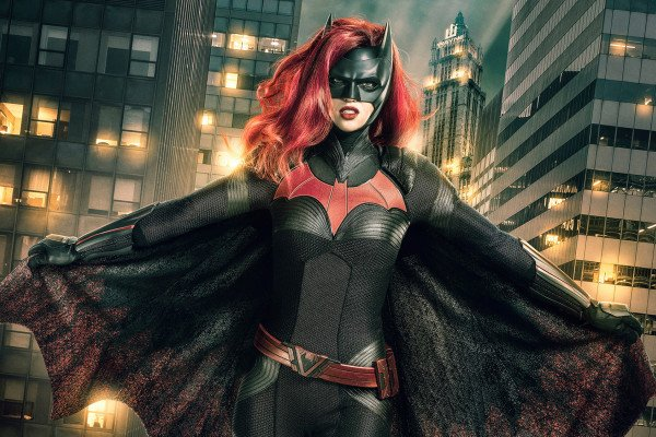 Batwoman Wallpaper
