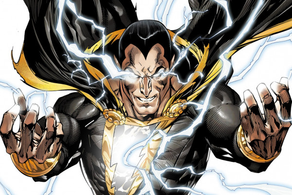 Black Adam Wallpaper