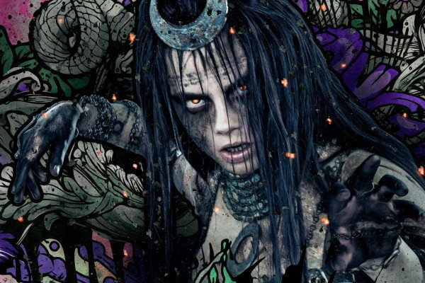 Enchantress Wallpaper