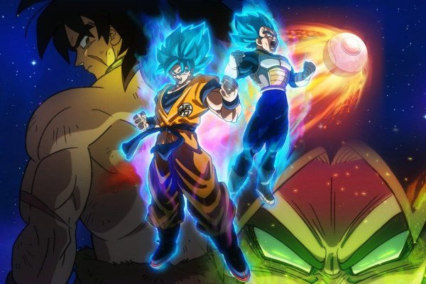 Dragon Ball Super: Broly Movie Wallpaper