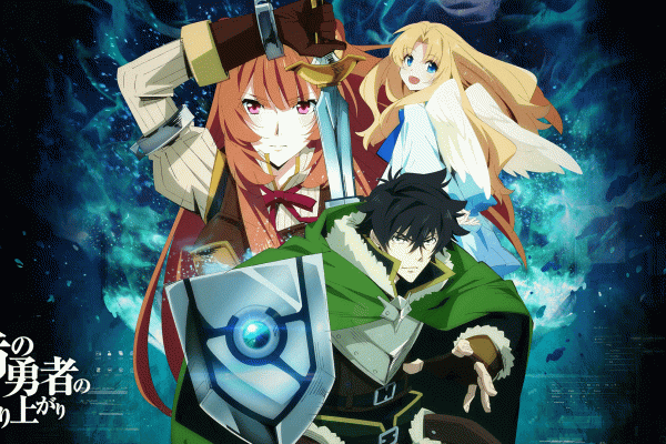 The Rising of the Shield Hero Wallpaper
