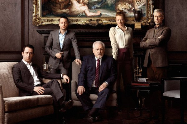 Succession HBO Wallpaper