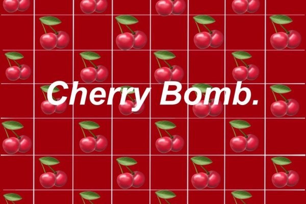 Cherry Aesthetic Wallpaper