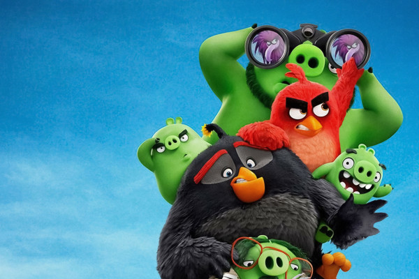 The Angry Birds Movie 2 Wallpaper