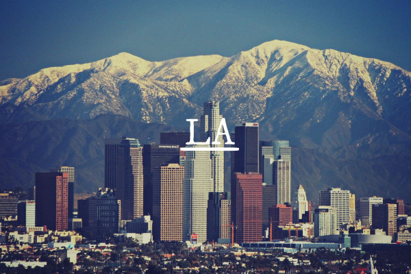 Los Angeles Desktop Wallpaper