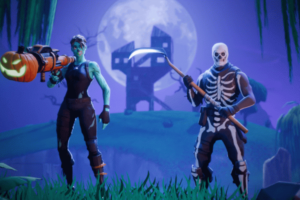 Fortnite Game Wallpaper