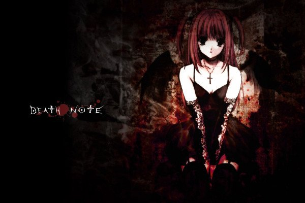 Death Note Misa Wallpaper