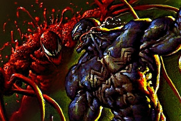 Spider-Man vs Carnage Wallpaper