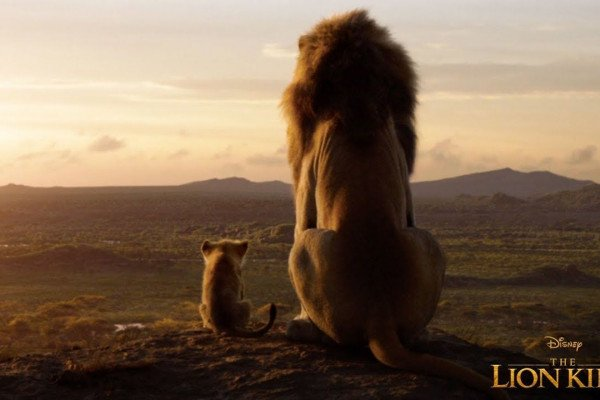 The Lion King 2019 Wallpaper
