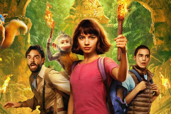 Dora And The Lost City Of Gold Wallpaper