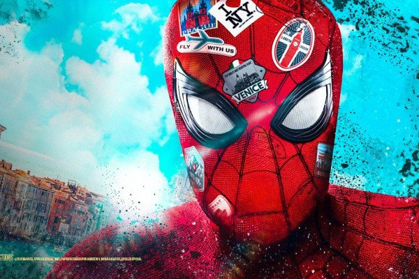 Spider-Man: Far From Home 2019 Wallpaper