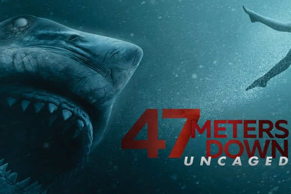 47 Meters Down: Uncaged Wallpaper