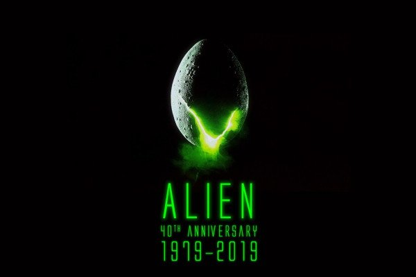 Alien 40th Anniversary Wallpaper