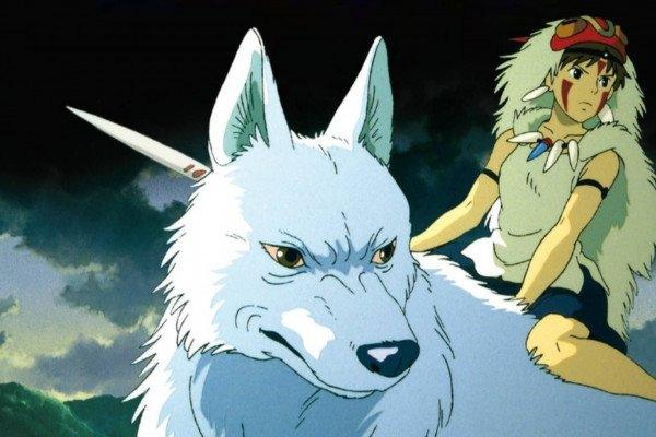 Princess Mononoke - Studio Ghibli Fest 2019 Wallpaper