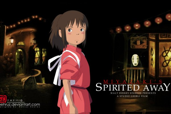 Spirited Away - Studio Ghibli Fest 2019 Wallpaper