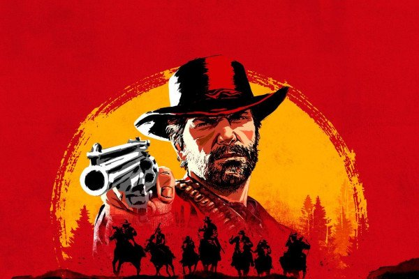 Red Dead Redemption II Wallpaper