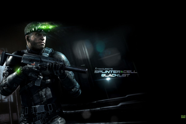 Tom Clancy's Splinter Cell Wallpaper