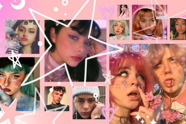E-Girl Aesthetic Wallpaper