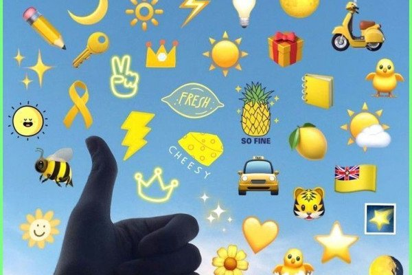 Aesthetic Emoji Wallpaper