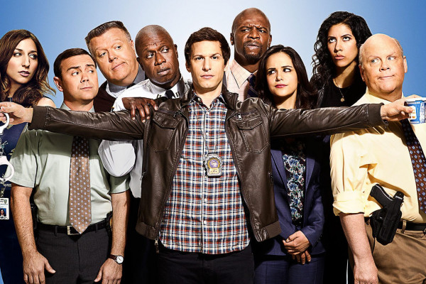 Brooklyn Nine Nine Wallpaper