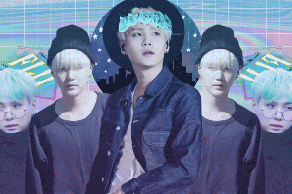 Jimin Aesthetic Computer Wallpaper