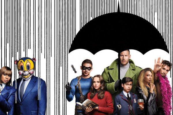The Umbrella Academy Wallpaper