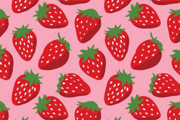 Cute Strawberry Wallpapers Top Free Cute Strawberry Backgrounds Wallpaperaccess