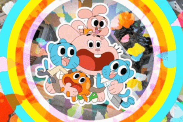 The Amazing World Of Gumball Wallpaper