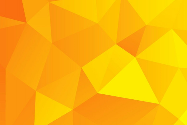 Yellow Triangle Wallpaper