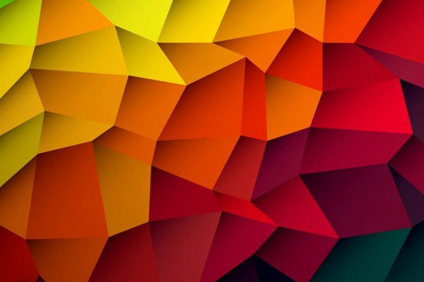 5D Abstract Wallpaper