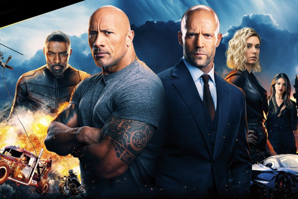 Fast & Furious Presents: Hobbs & Shaw Wallpaper