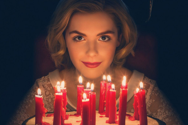 The Chilling Adventures Of Sabrina Wallpaper