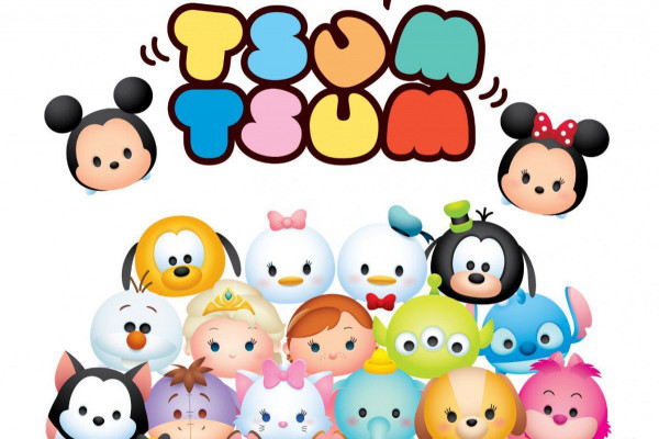 Tsum Tsum iPhone Wallpapers - Top Free