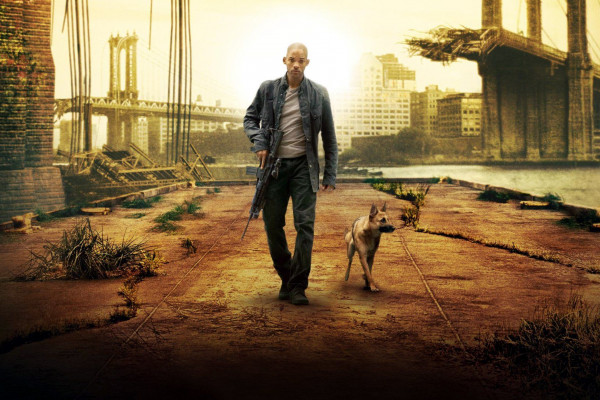 I AM Legend Wallpaper