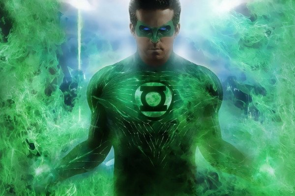 Green Lantern Movie Wallpaper
