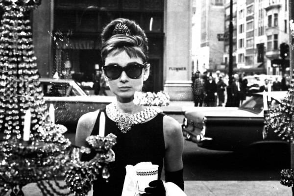 Breakfast at Tiffany's Wallpaper