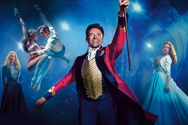 The Greatest Showman Wallpaper