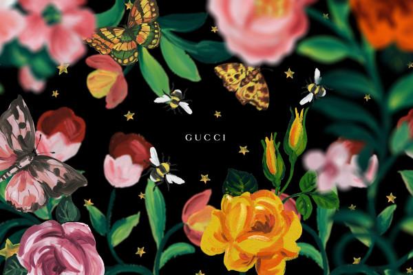 Gucci Desktop Wallpapers Top Free Gucci Desktop Backgrounds Wallpaperaccess