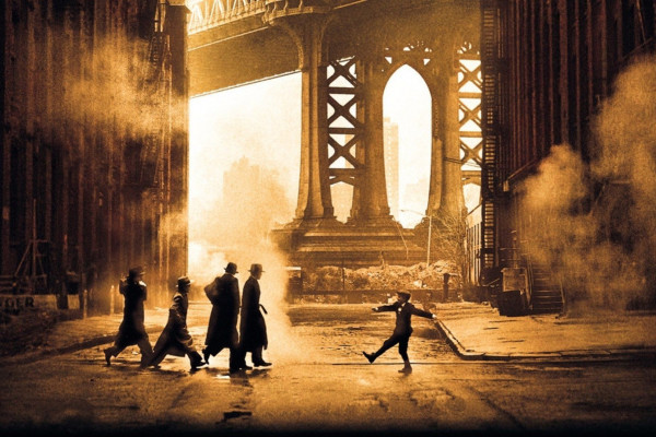 Once Upon A Time In America Wallpaper