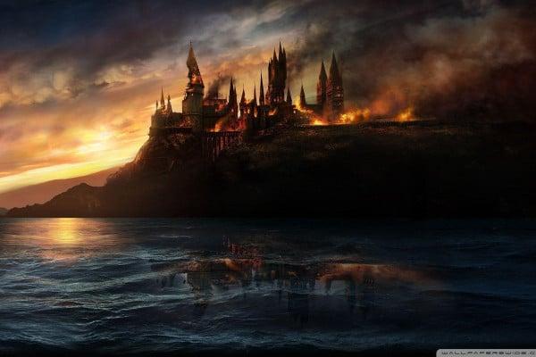 Harry Potter Desktop Wallpapers Top Free Harry Potter Desktop Backgrounds Wallpaperaccess