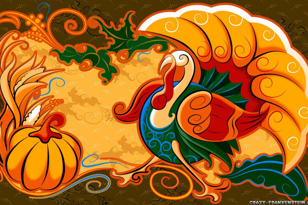 Turkey Day Wallpaper