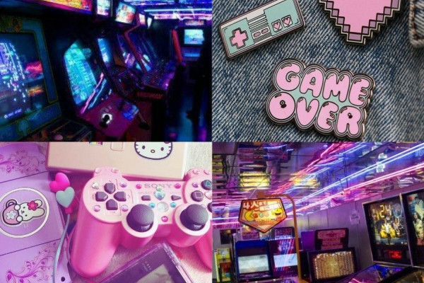 Gamer Aesthetic Wallpaper