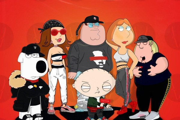 Family Guy Iphone Wallpapers Top Free Family Guy Iphone Backgrounds Wallpaperaccess