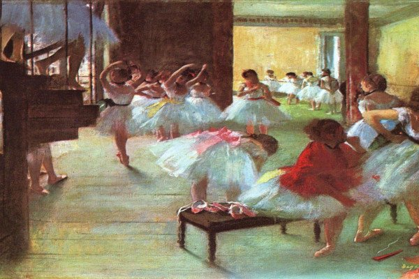 Edgar Degas Wallpaper