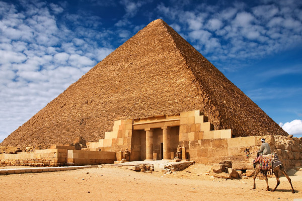 Egypt Pyramids Wallpaper