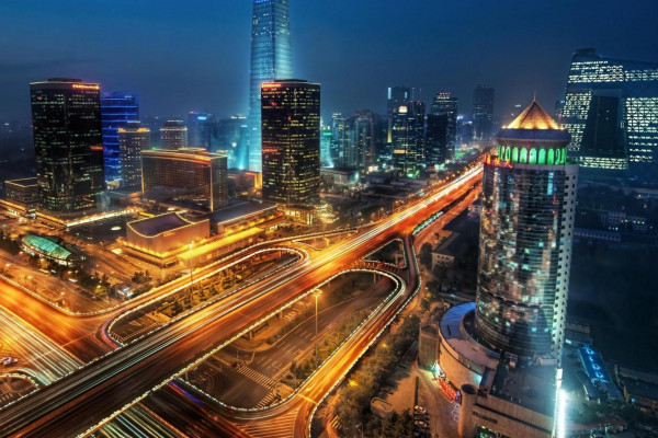 China City Wallpaper