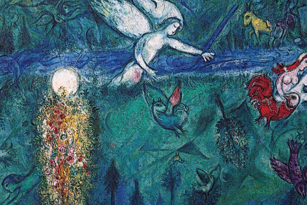 Marc Chagall Wallpaper