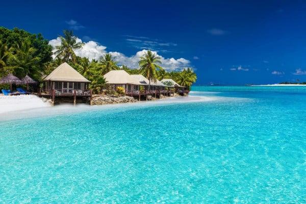 Fiji Beach Desktop Wallpaper