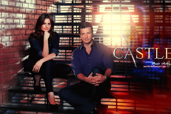 Castle TV Wallpaper