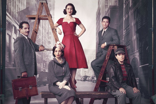 The Marvelous Mrs Maisel Wallpaper